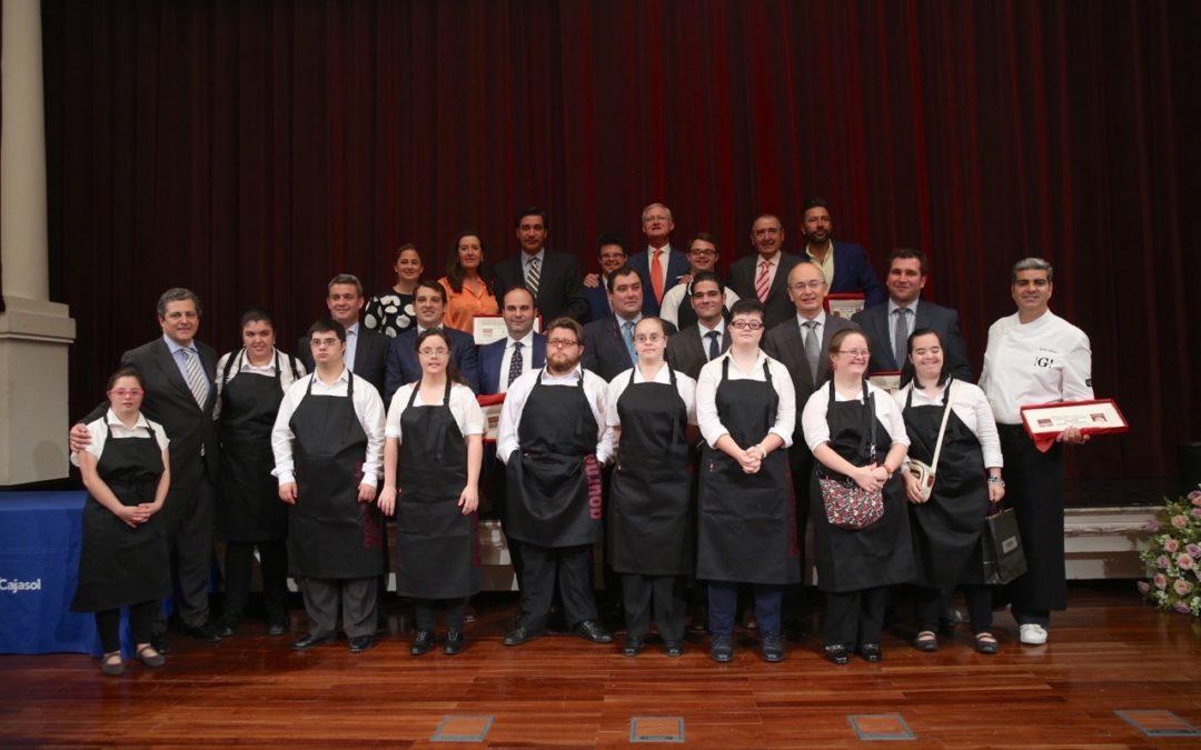 II Gala 'Fogones de Sevilla' a beneficio de ASEDOWN