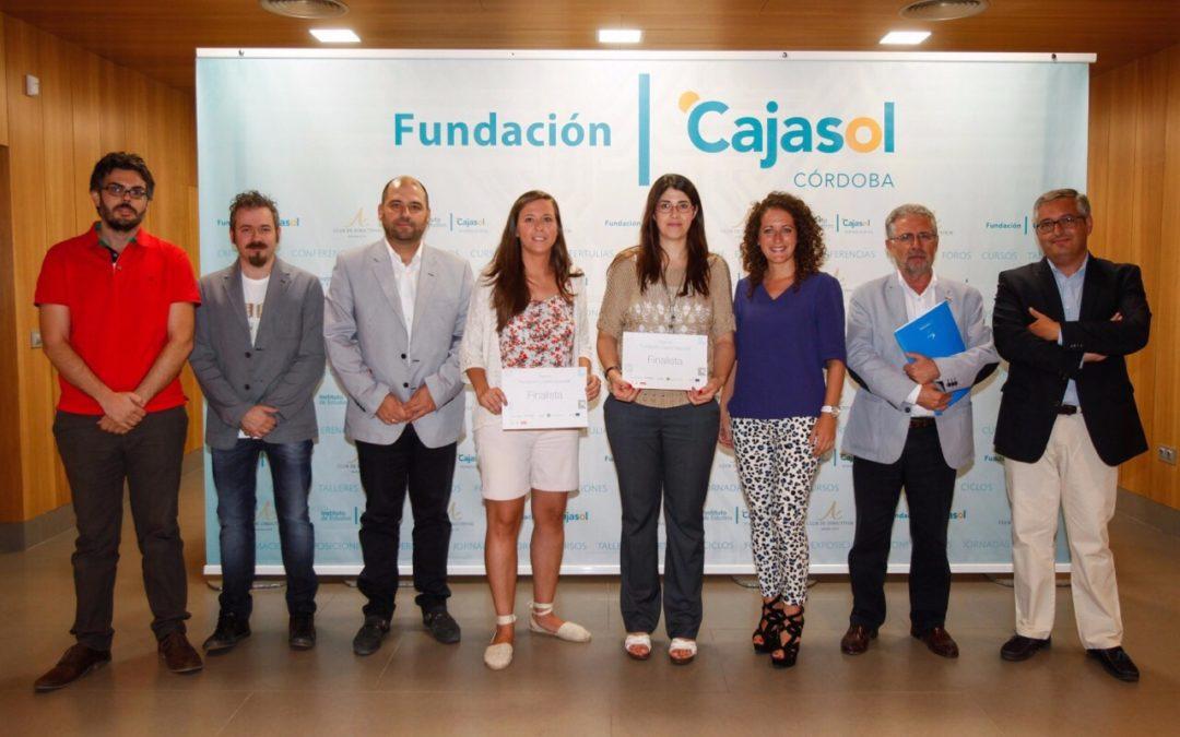 El proyecto Esaccesible App, ganador del I Premio 'Fundación Cajasol Apps4all Rabanales21'