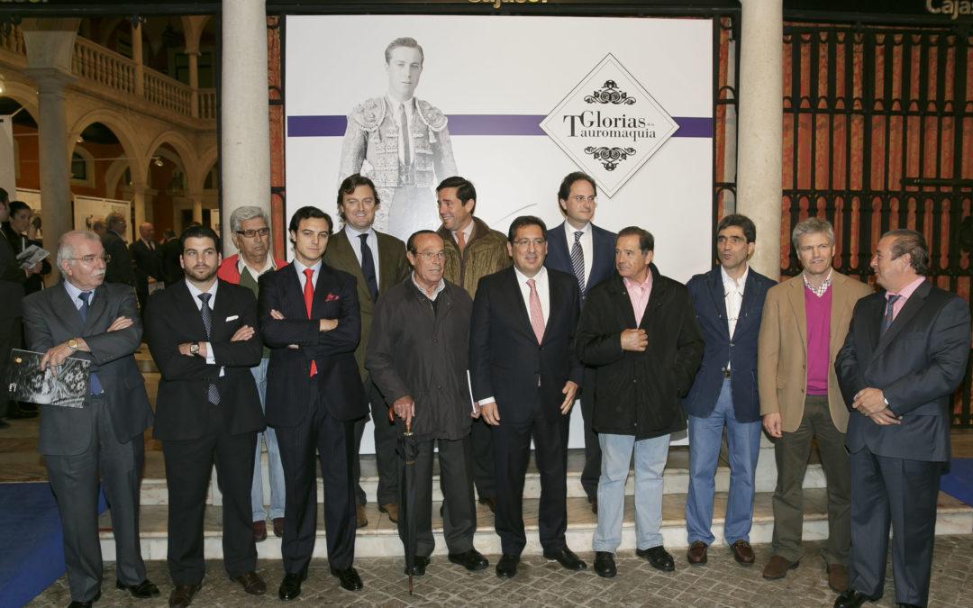 La muestra 'Glorias de la Tauromaquia' recibe más de 18.000 visitas en solo un mes en la Fundación Cajasol