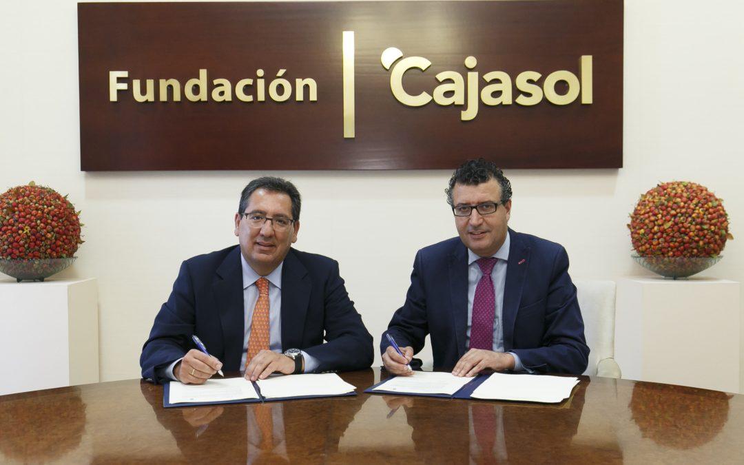 Fundación Cajasol y Ayuntamiento de La Rinconada promueven actividades sociales, deportivas y formativas