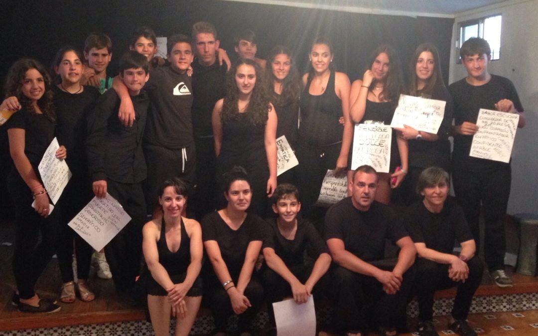 Fundación Cajasol y Diputación de Huelva propician la estancia de jóvenes onubenses en un campamento psicoeducativo