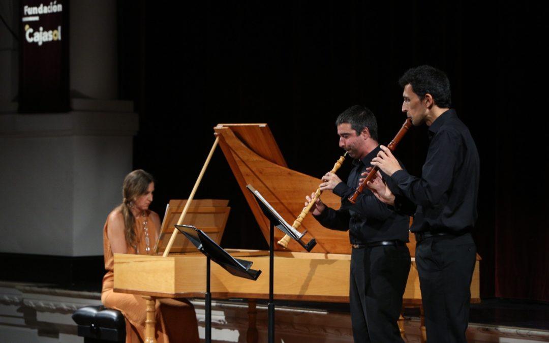 Suoni Barocchi y su 'En torno a Bach. Sonatas y trío sonatas' abre el II Festival Mosaico Sonoro