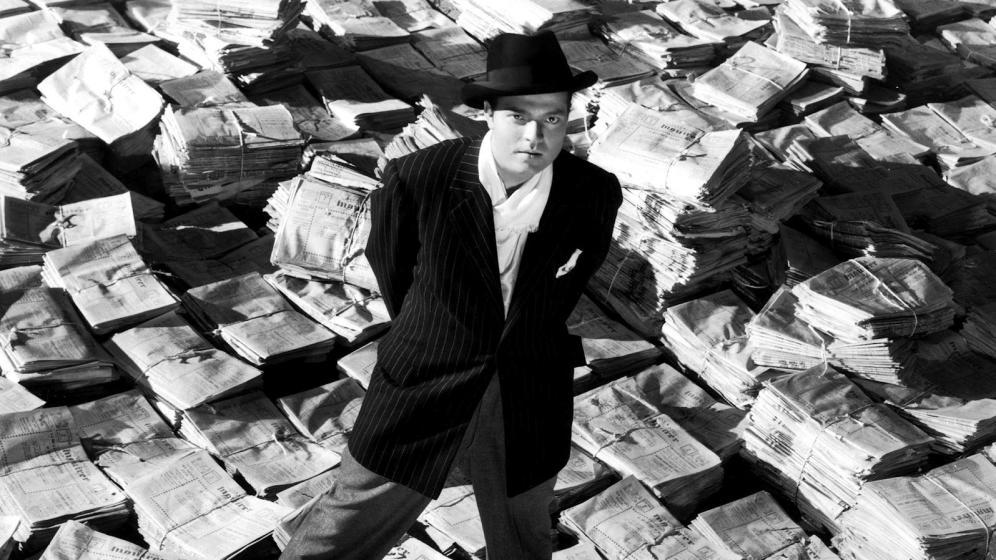 'Orson Welles. Recuerdo de un centenario' en el ciclo de cine de octubre en la Fundación Cajasol