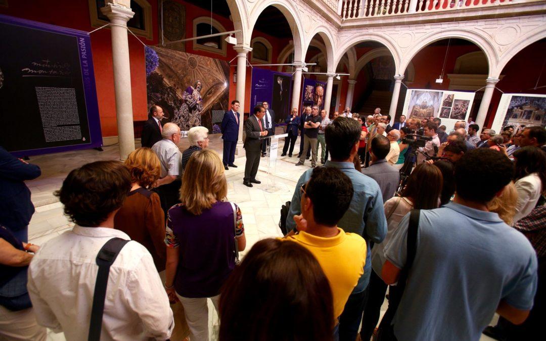 La Fundación Cajasol inaugura la exposición 'La obra sevillana de Montañés en la fotografía de Fran Silva'