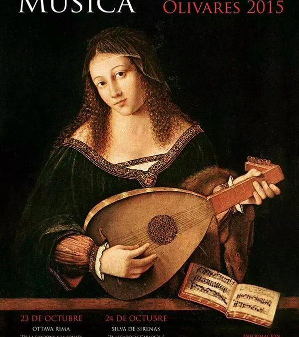 La música del Siglo de Oro, eje de la XXI Muestra de Música Antigua de Olivares