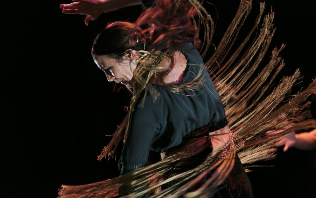 Gran estreno de 'Retales', de Asunción Demartos, en los Jueves Flamencos de la Fundación Cajasol