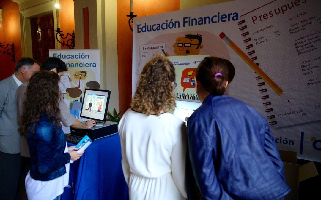 Día de la Educación Financiera en la Fundación Cajasol