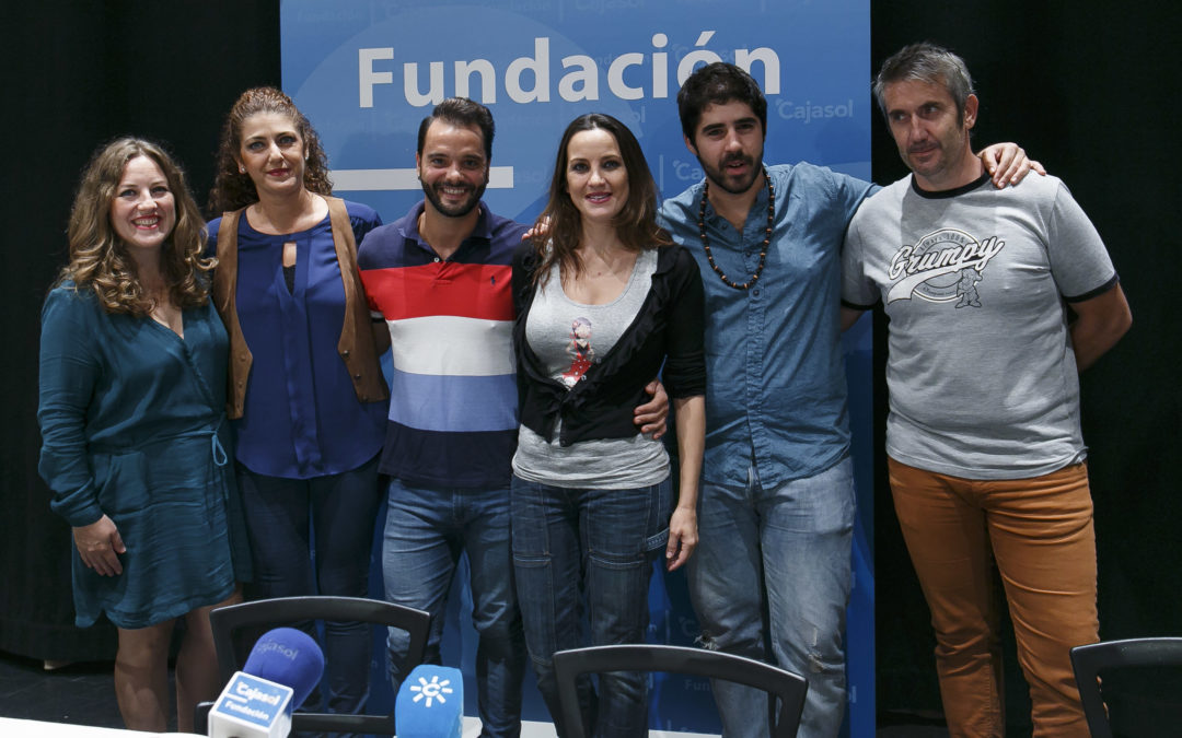 Asunción Demartos inaugura el cartel de otoño de los 'Jueves Flamencos' de la Fundación Cajasol