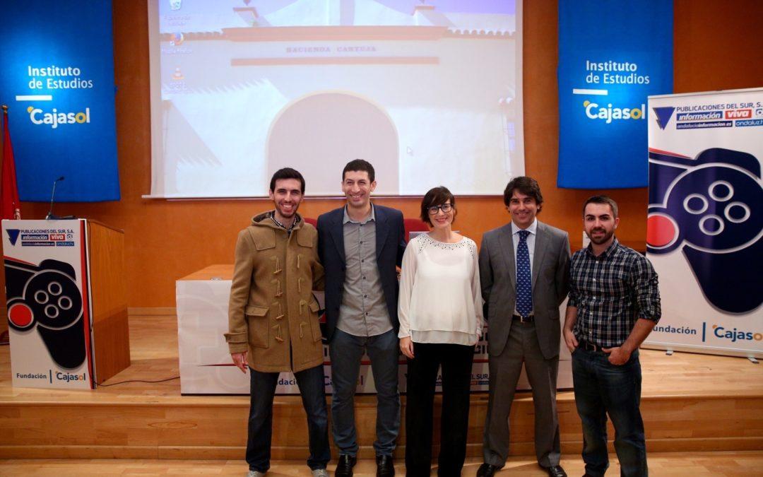 La Fundación Cajasol impulsa la 'I Cumbre de Videojuegos y Medios de Comunicación'