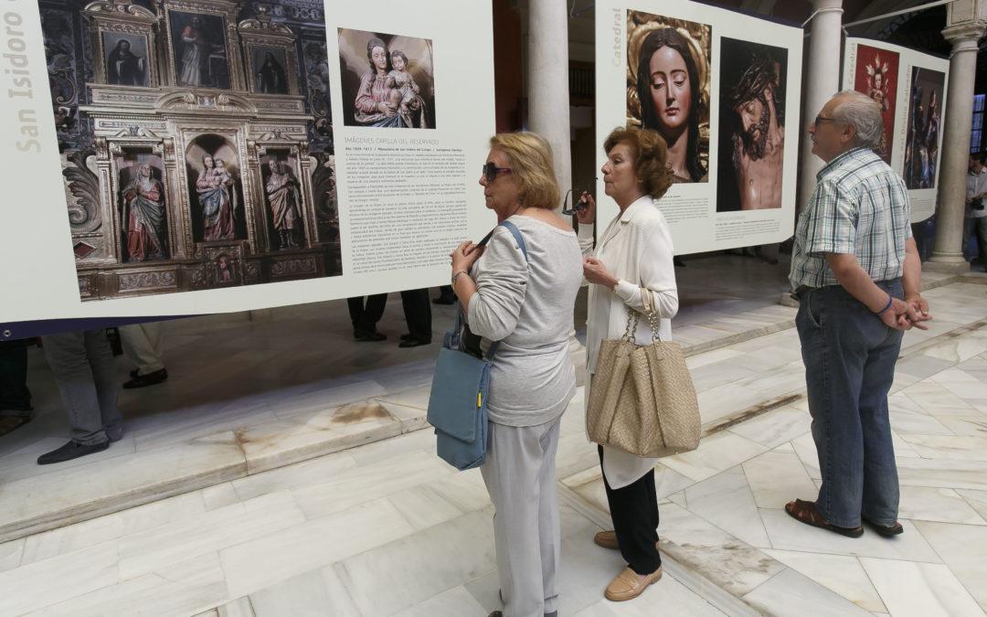 'La obra sevillana de Montañés en la fotografía de Fran Silva' recibe 19.400 visitas en la Fundación Cajasol