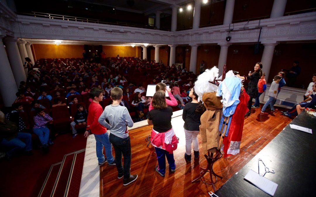 El teatro como herramienta terapéutica de Blanca Marsillach llega a Sevilla de la mano de la Fundación Cajasol