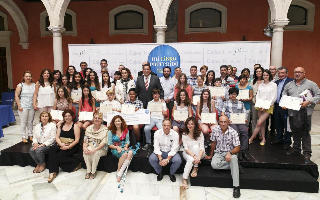 Fundación Cajasol y Fundación José Manuel Lara ponen en marcha el IV concurso escolar 'Mi libro preferido' para el fomento de la lectura