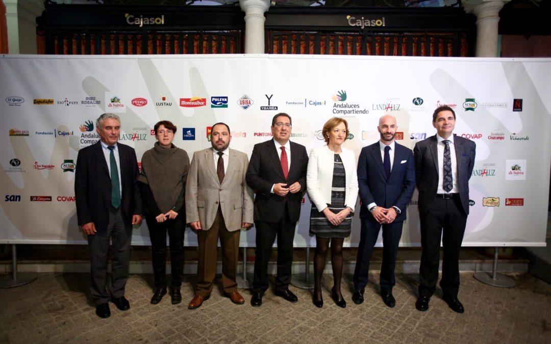 'Andaluces Compartiendo' celebra su segundo aniversario junto a todas las personas que hacen posible el proyecto