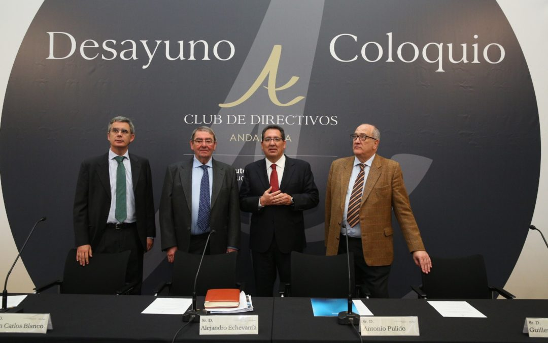 """Antonio Pulido: """"En el Club de Directivos queremos fomentar el intercambio de experiencias con empresarios más destacados del país"""""""