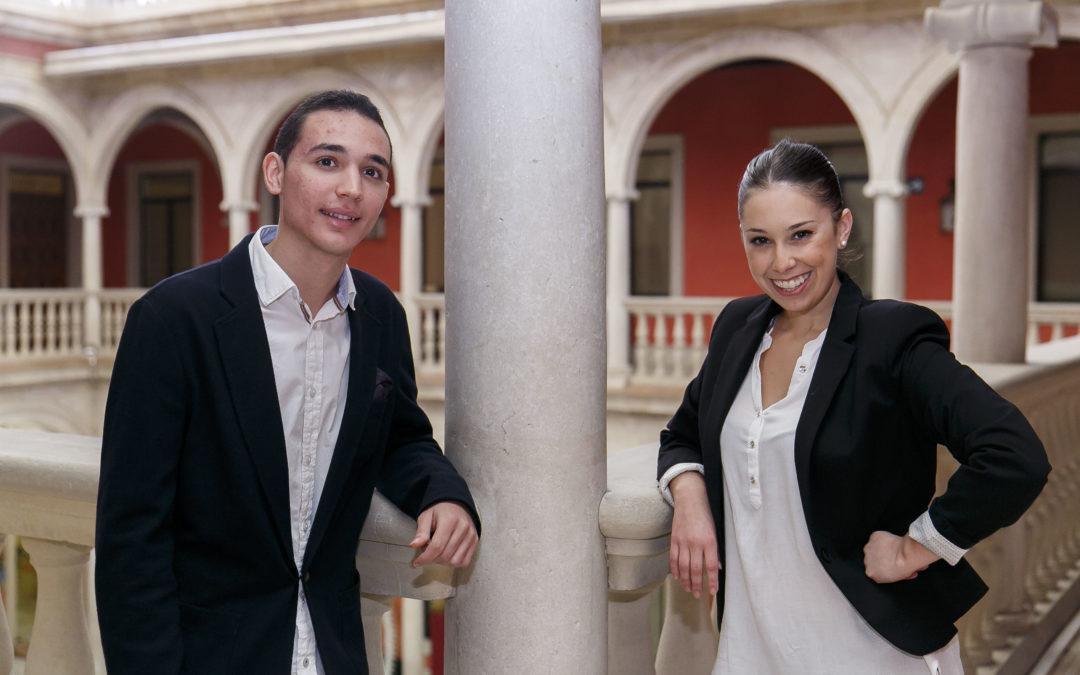 Irene Rueda, Rocío Luna y Álvaro Mora, decididos a ofrecer un 'Futuro Perfecto' en los Jueves Flamencos