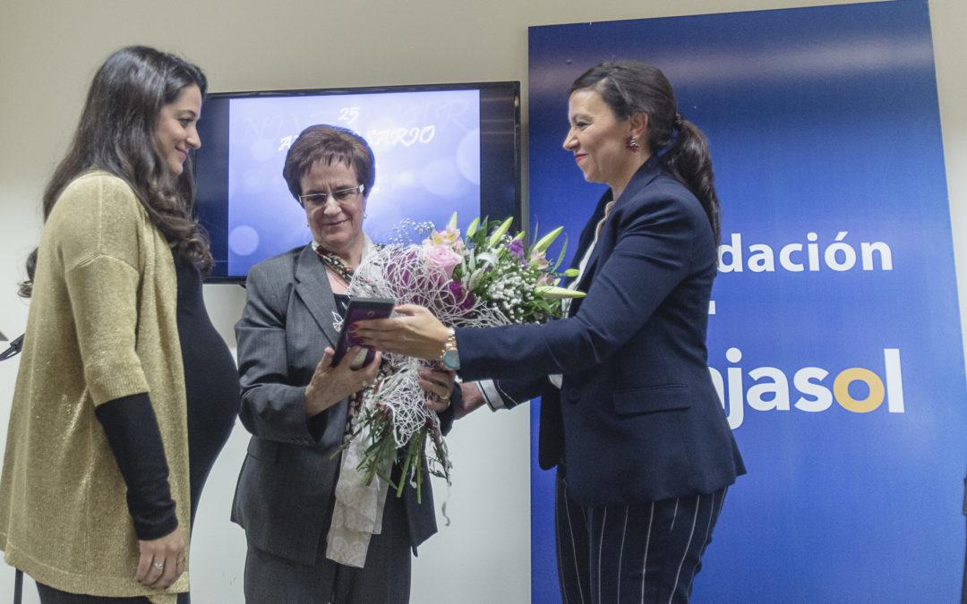 El Centro Social Polivalente 'Mujer Gades' celebra su 25º aniversario en la Fundación Cajasol