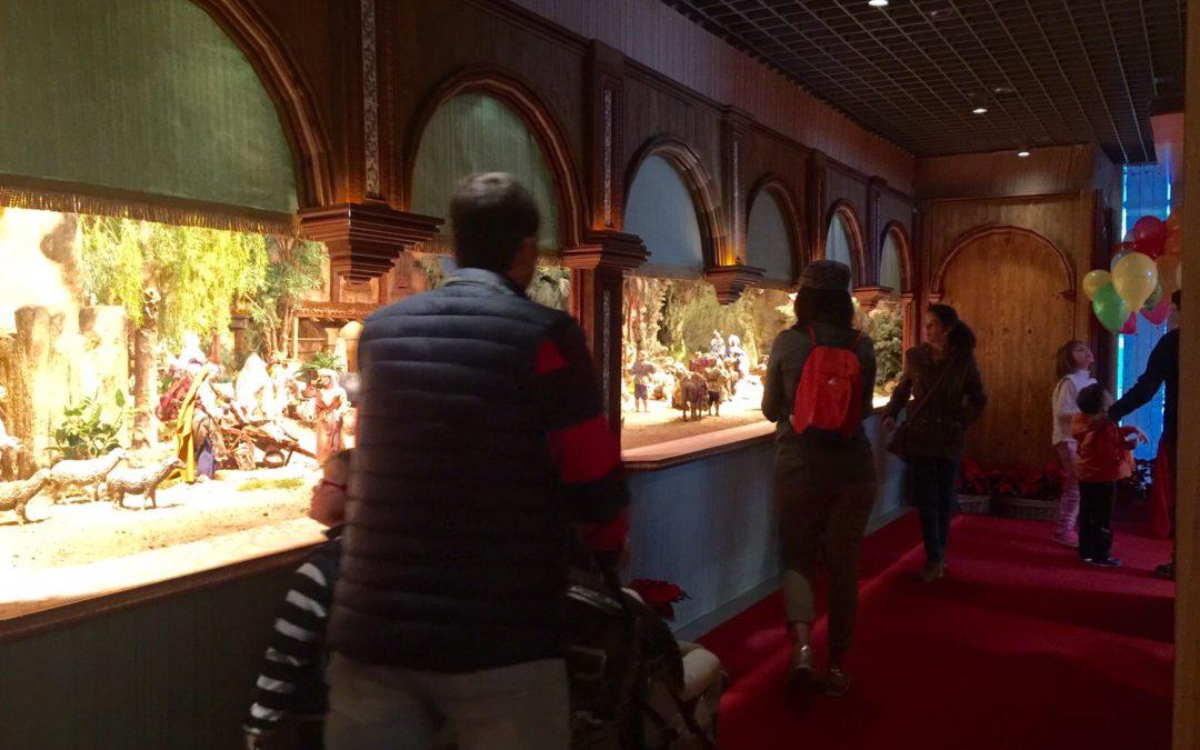 Visita el Belén de la Fundación Cajasol en Córdoba hasta el 5 de enero
