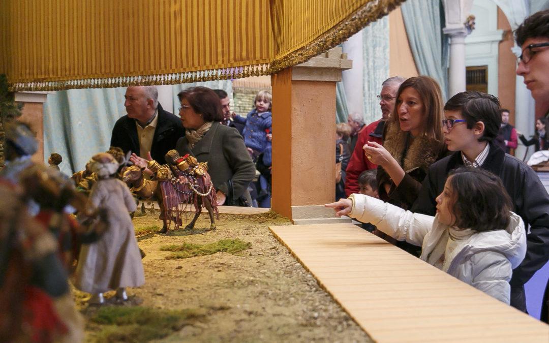 Más de 10.000 visitas a los belenes de la Fundación Cajasol en Sevilla y Córdoba