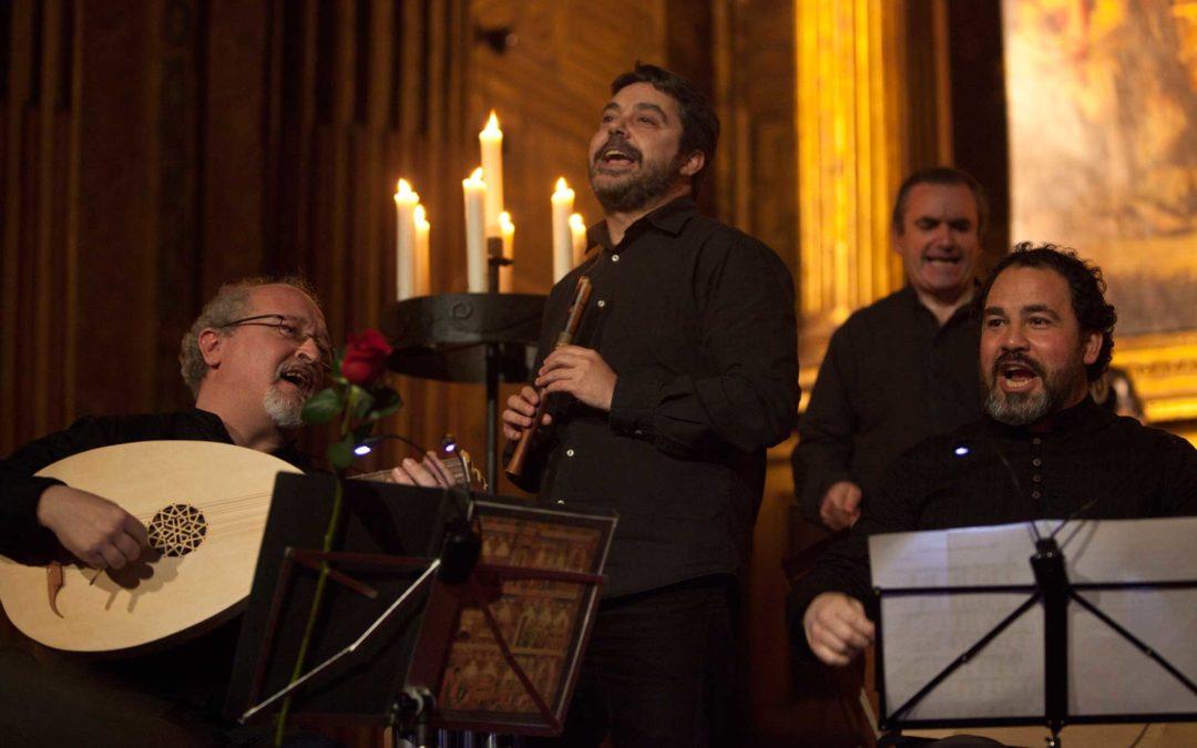 Artefactum pone el broche de oro al ciclo 'Músicas en Otoño' de la Fundación Cajasol en Huelva