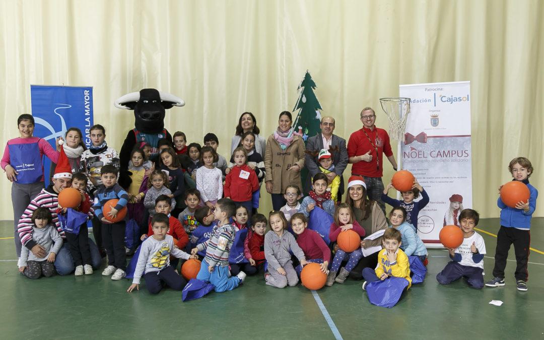 Fundación Cajasol impulsa los campamentos 'Nöel Campus'