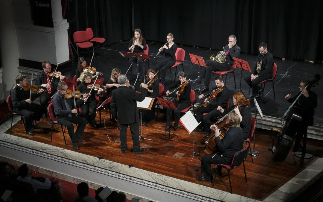 Concierto de la Orquesta Camerata Austríaca de Linz en la Fundación Cajasol