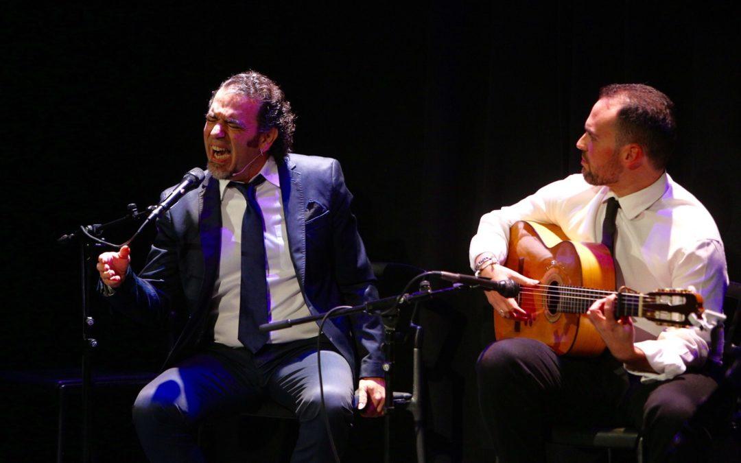 David Lagos presenta 'Made in Jerez' en los Jueves Flamencos