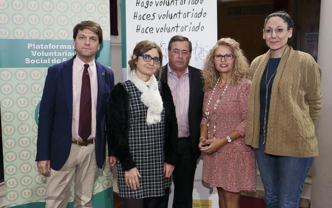 Día Internacional del Voluntariado en la Fundación Cajasol