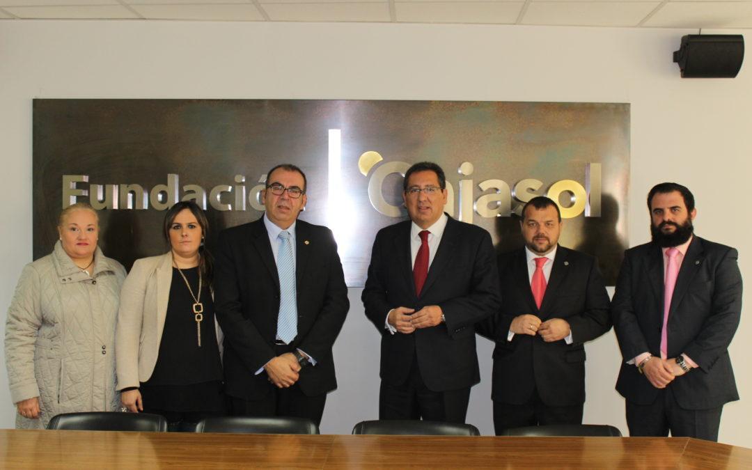 La Fundación Cajasol contribuye a la restauración del misterio de la Hermandad del Descendimiento