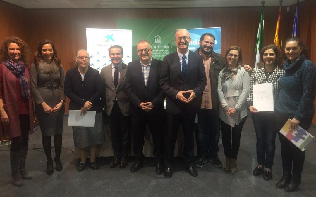 Cuatro entidades onubenses se benefician del programa iniciativas sociales de Fundación Cajasol, Obra Social la Caixa y la Junta de Andalucía