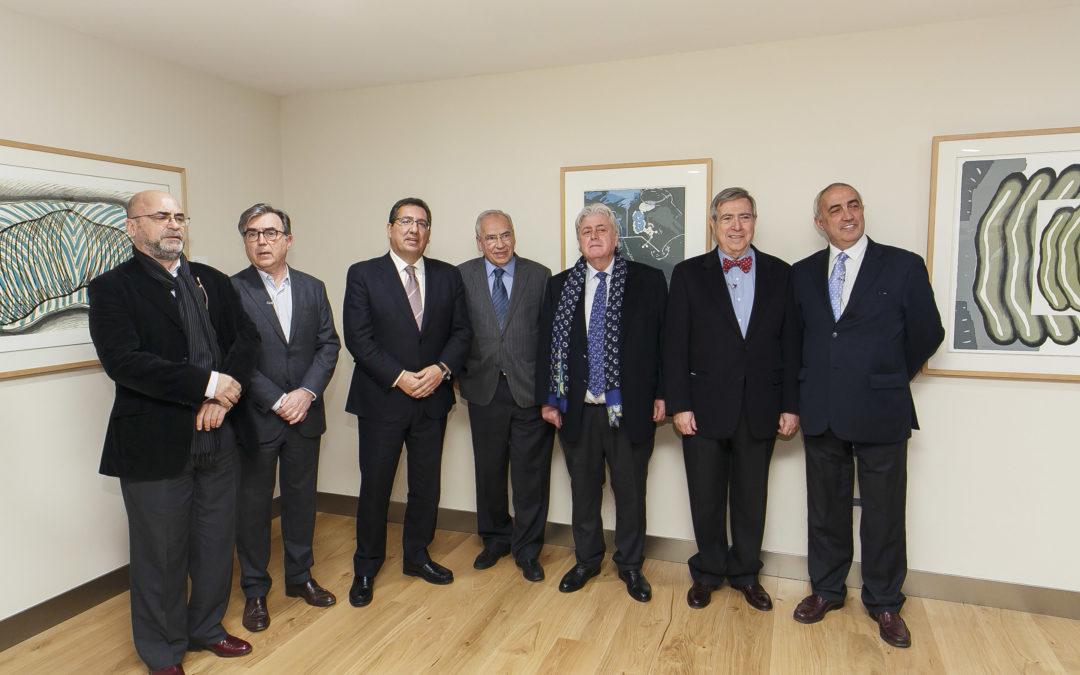 Presentación del Foro Andaluz Nueva Sociedad en la Fundación Cajasol