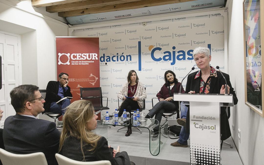 Inger Enkvist analiza los modelos educativos de los países nórdicos y su posible adaptación al modelo español y andaluz