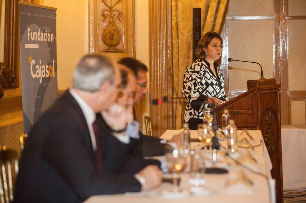 Conferencia de Isabel Ambrosio en el Foro 'Diálogos Córdoba'