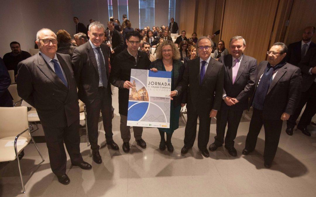 La Fundación Cajasol en Córdoba acoge la II Jornada de Calidad Turística para agentes del sector
