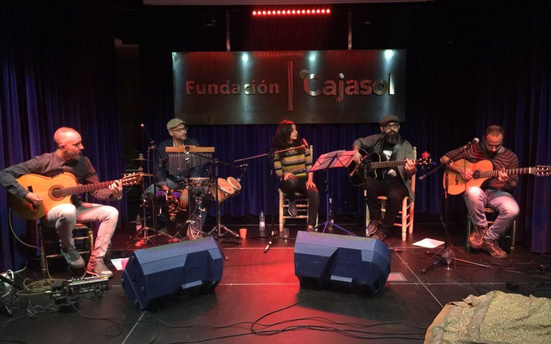 Urubú lleva sus ritmos brasileños al escenario de 'Los Jueves en la Cuarta' de la Fundación Cajasol en Huelva