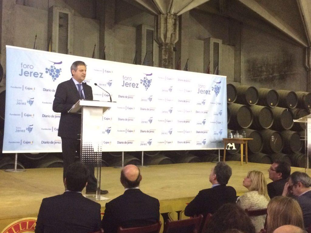 Jesús Medina analizó la situación del marco de Jerez