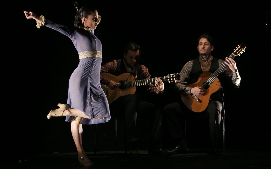 Sara Calero deja su sello en los Jueves Flamencos de la Fundación Cajasol