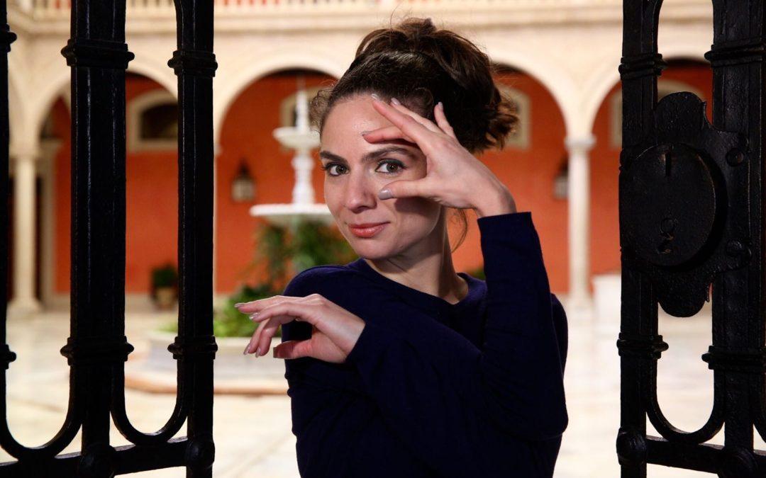Sara Calero inaugura un nuevo ciclo de los 'Jueves Flamencos' en la Fundación Cajasol