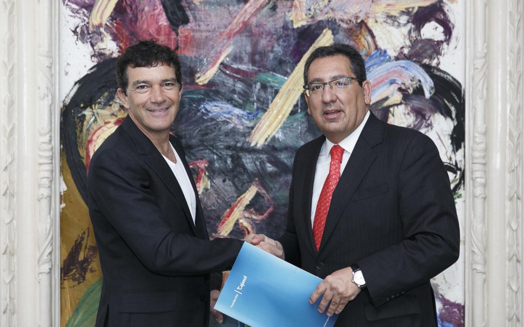 La Fundación Cajasol y la Fundación Lágrimas y Favores reafirman su compromiso social en Málaga