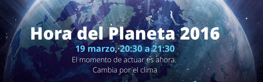 La Fundación Cajasol se suma a 'La Hora del Planeta' 2016
