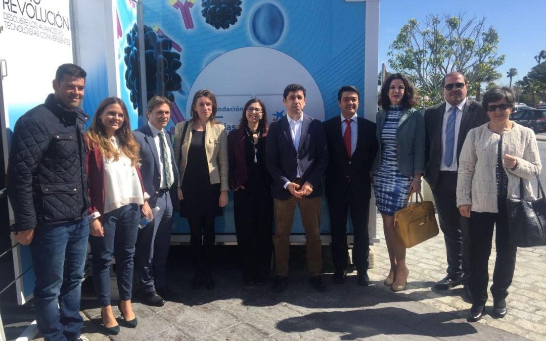 Descubre los avances en tecnologías convergentes con la exposición Tecnorevolución en Ayamonte
