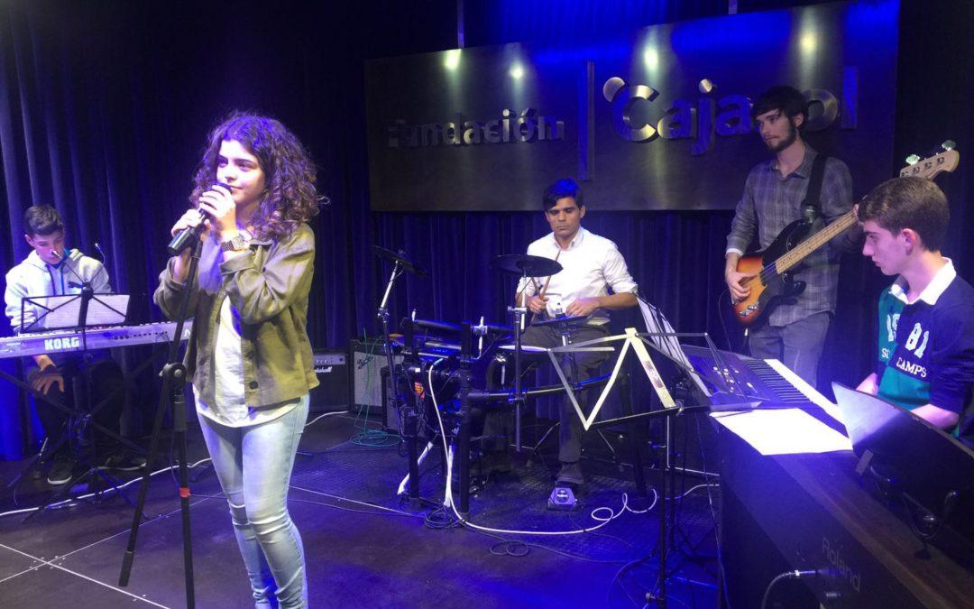 La Escuela 'Arte y Sonido', protagonista en 'Los Jueves en la Cuarta' de la Fundación Cajasol