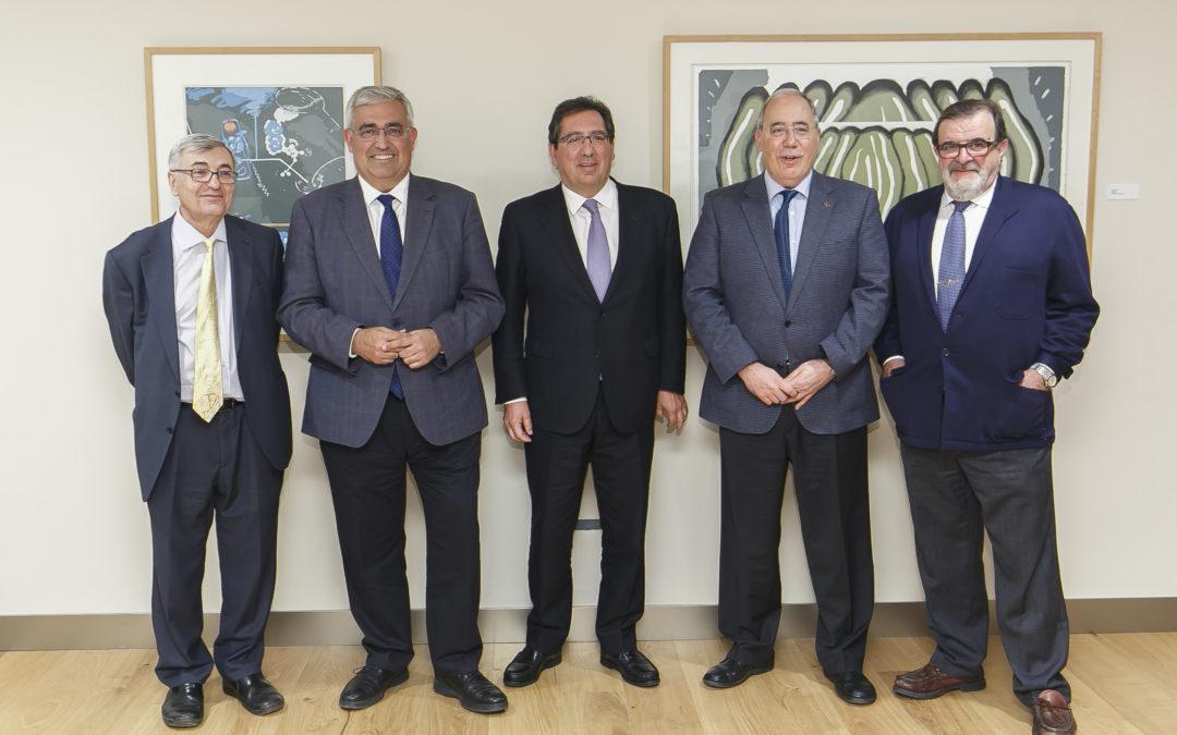 Presentación de 'Cataluña y el absolutismo borbónico' en el ciclo Ideas para España de CEDIS Andalucía