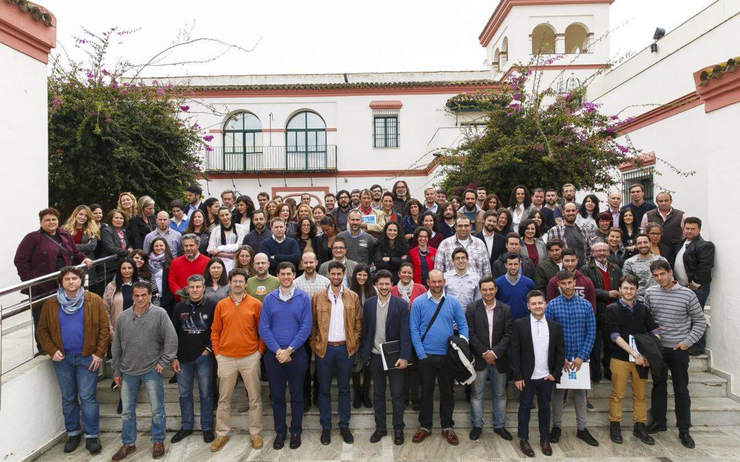 El III Programa '100 Caminos al Éxito' de la Fundación Cajasol selecciona 102 proyectos de 266 recopilados