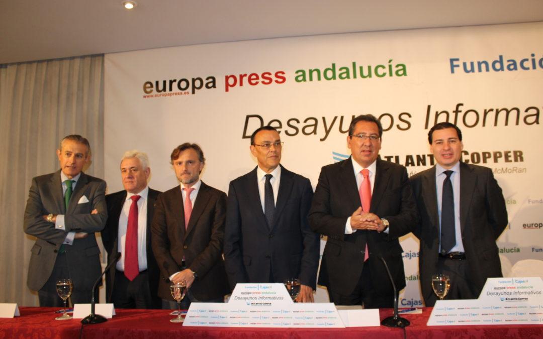 """Antonio Pulido: """"No podemos analizar la realidad de Andalucía sin comprender la de sus pueblos más pequeños"""""""