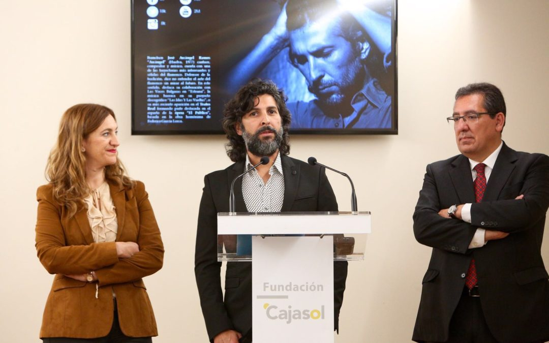 Arcángel presenta su nueva gira 'Tablao' con la colaboración de la Fundación Cajasol
