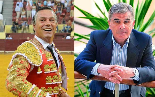 Víctor Mendes y Pedro Ruiz, protagonistas del 37º 'Mano a Mano' de la Fundación Cajasol