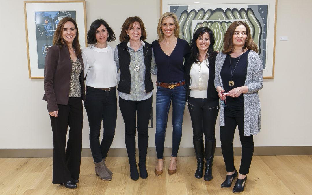 Mesa redonda 'El futuro planteado en femenino' en la Fundación Cajasol