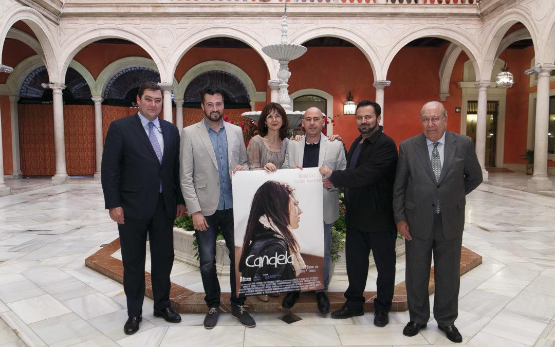 Preestreno del cortometraje 'Candela' en la Fundación Cajasol