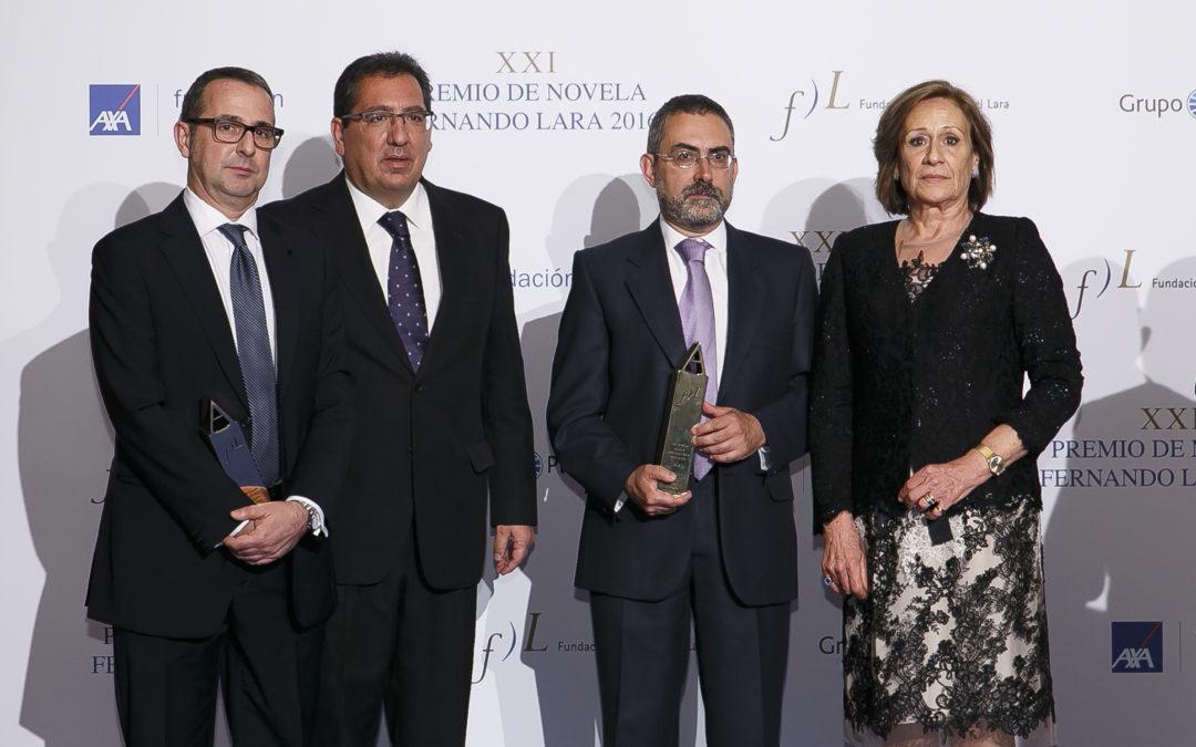 Alberto Romero y Antonio Rivero reciben los Premios Manuel Alvar y Antonio Domínguez Ortiz