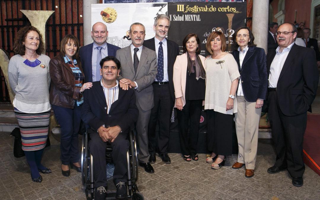 La Fundación Cajasol acoge la inauguración y clausura del III Festival de Cine y Salud Mental